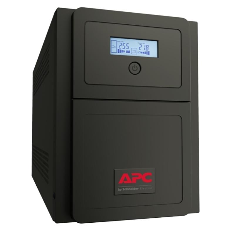 APC Easy UPS SMV 1000VA / 700W 230V LCD Tower UPS