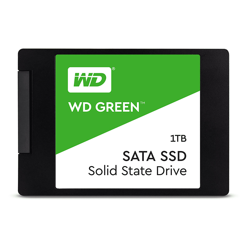 WD Green 1TB 3D NAND 2.5in SATA SSD