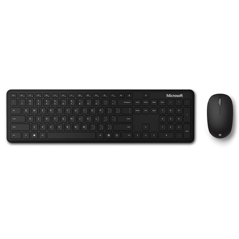 Microsoft Bluetooth Desktop Keyboard and Mouse Combo (QHG-00017)
