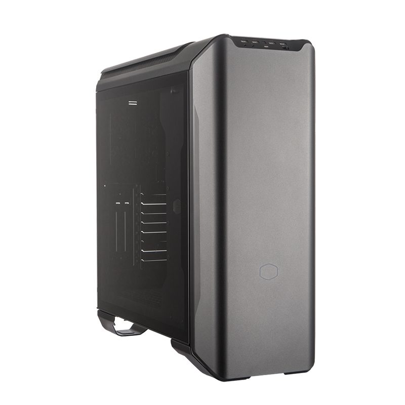 Cooler Master MasterCase SL600M TG Mid Tower ATX Case - Black