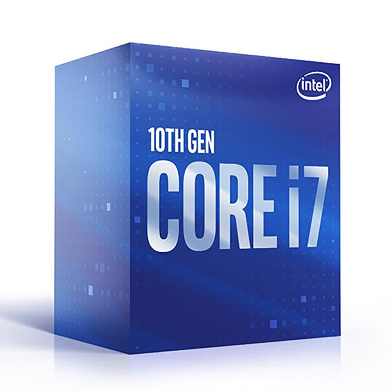 Intel Core i7 10700 8 Core LGA 1200 2.90GHz CPU Processor