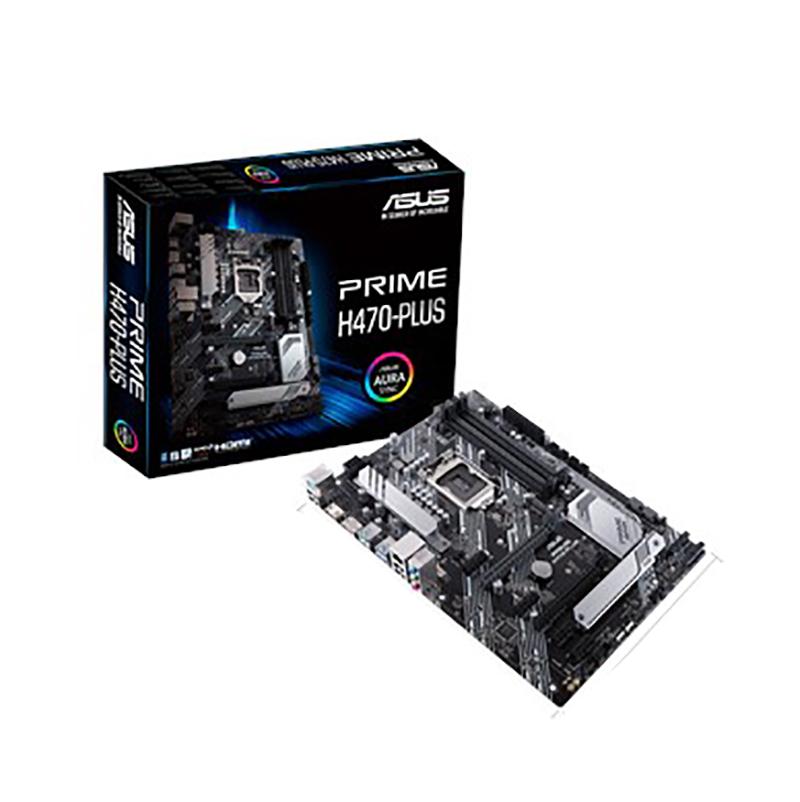 Asus Prime H470 Plus LGA 1200 ATX Motherboard