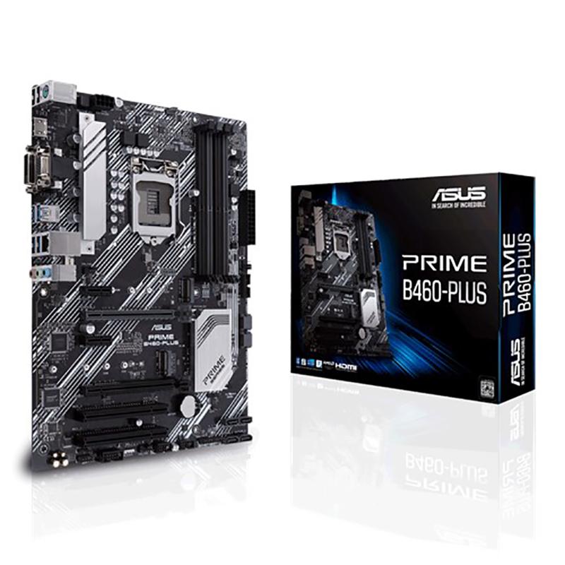 Asus Prime B460 Plus LGA 1200 ATX Motherboard