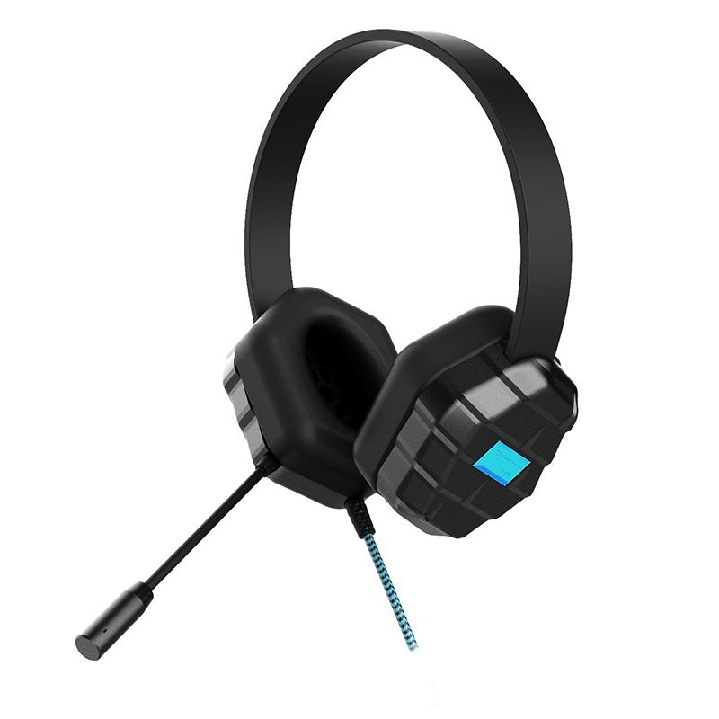 Gumdrop Drop Tech B2 USB Rugged Headset