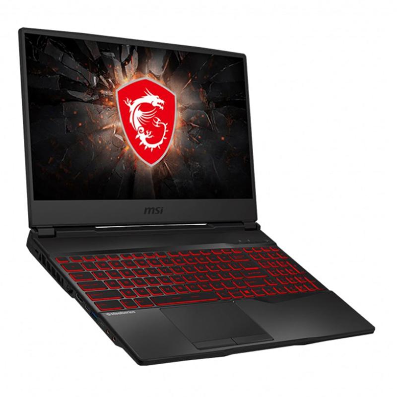 MSI GL65 Leopard 15.6in FHD i5 9300H GeForce GTX1650 256GB SSD 8GB RAM W10H Gaming Laptop (9SCXR-029AU)