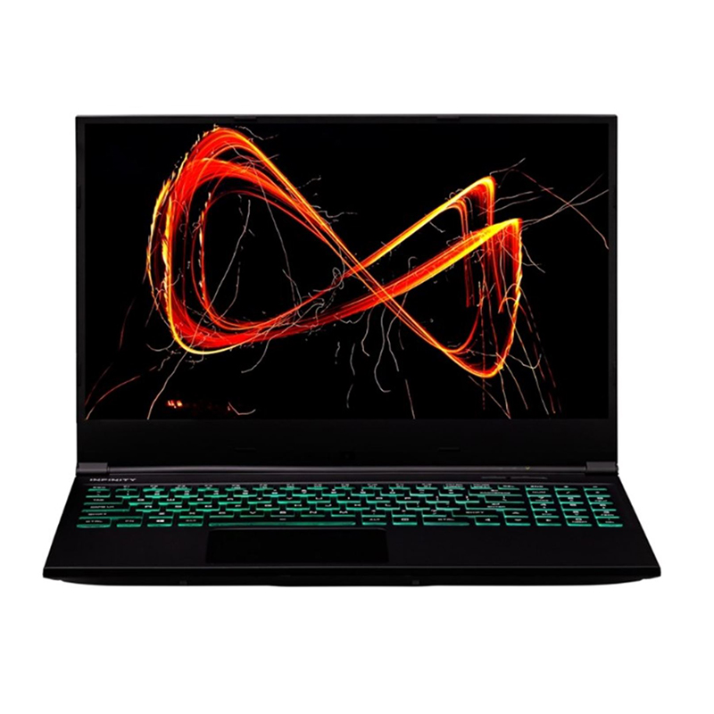 Infinity 15.6in FHD 60Hz i7-10750H GTX1650 512GB SSD 16GB RAM W10H Gaming Laptop (X5-10G5-788)