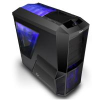 Zalman Z11-Plus Black ATX NO PSU 4x120mm FAN Gaming Case