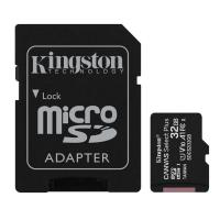 Kingston Canvas Select 32GB C10 100MB/s MicroSDXC Card