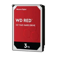Western Digital 3TB Red 3.5in SATA NAS Hard Drive (WD30EFAX)
