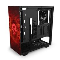 NZXT H510 Horde Mid Tower ATX Case - WoW Limited Edition