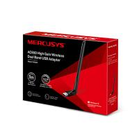 Mercusys MU6H AC650 High Gain Wireless Dual Band USB Adapter