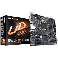 Gigabyte H470M DS3H LGA 1200 mATX Motherboard