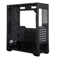 AZZA Inferno 310 DH TG RGB Mid Tower ATX Case (No Fans)
