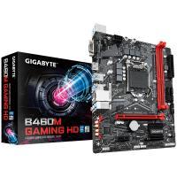 Gigabyte B460M Gaming HD LGA 1200 mATX Motherboard