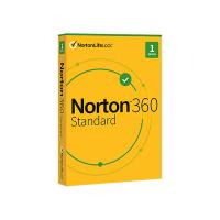 Norton 360 Standard OEM 1 Year 1 Device (PC/Mac)