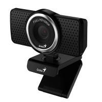 Genius ECam 8000 Black FHD 1080p Webcam