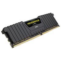 Corsair 32GB (2x16GB) CMK32GX4M2D3600C18 Vengeance LPX 3600MHz DDR4 RAM - Black