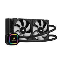 Corsair iCUE H100i RGB Pro XT 240mm Liquid CPU Cooler