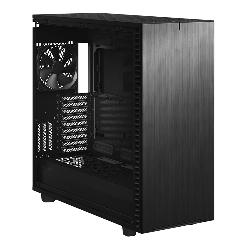 Fractal Design Define 7 XL Tempered Glass Full Tower E-ATX Case - Black