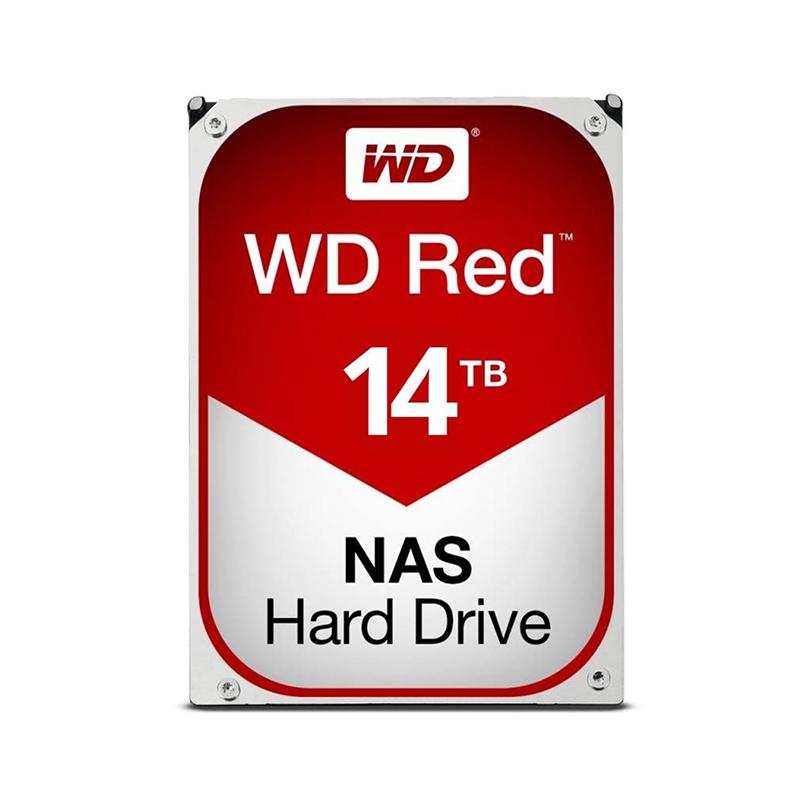 """Western Digital Red WD140EFFX 14TB 3.5"""" NAS Hard Drive"""