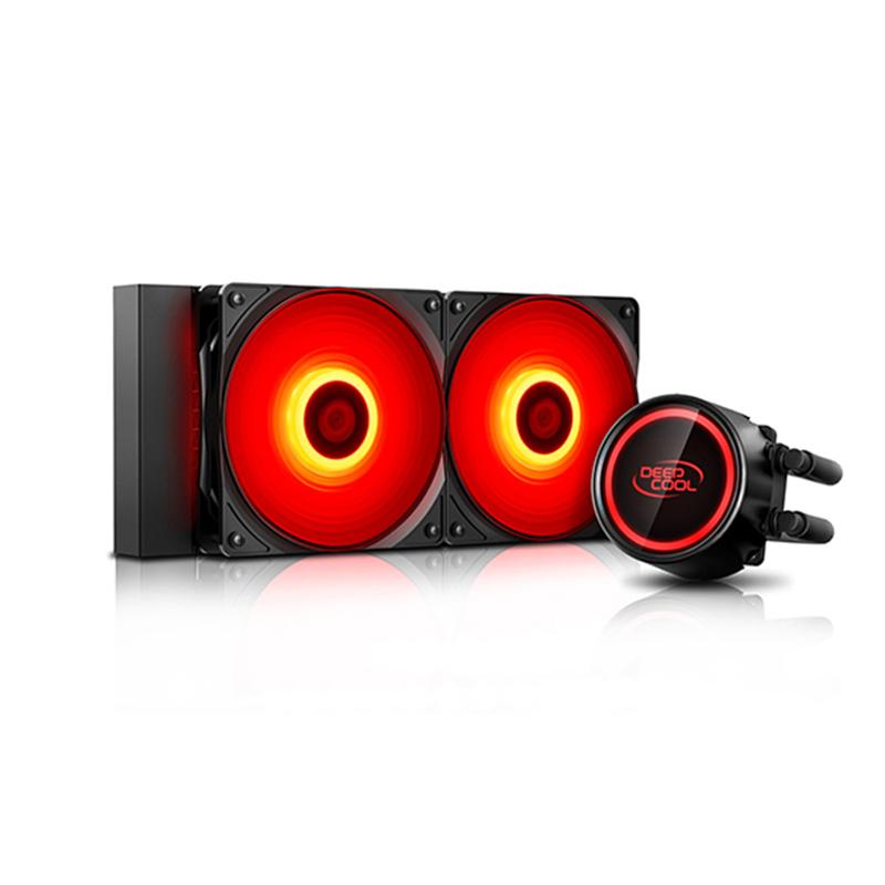Deepcool Gammaxx L240T RED Liquid CPU Cooler
