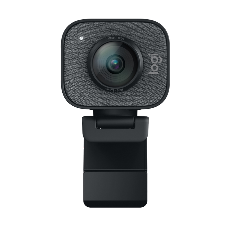 Logitech Stream Cam FHD USB Type C Webcam - Graphite