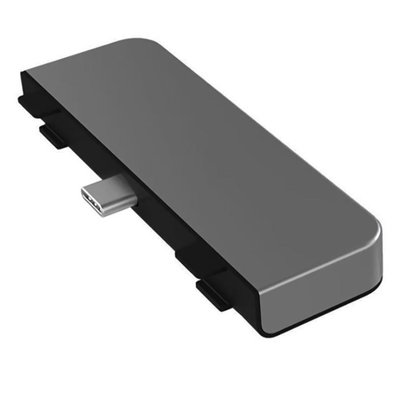 HyperDrive iPad Pro 4 in 1 USB Type C Hub - Space Grey