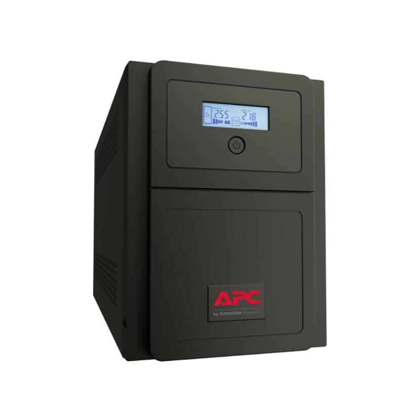 APC SMV Easy 1500VA 230V 1050W LCD Tower UPS