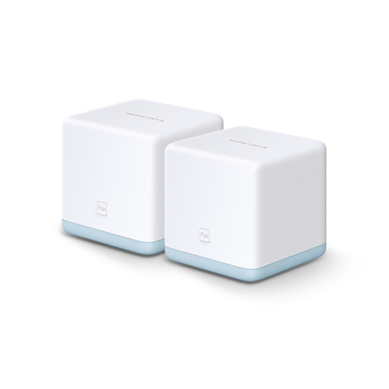 Mercusys Halo S12 AC1200 Whole Home Mesh WiFi System - 2 Pack