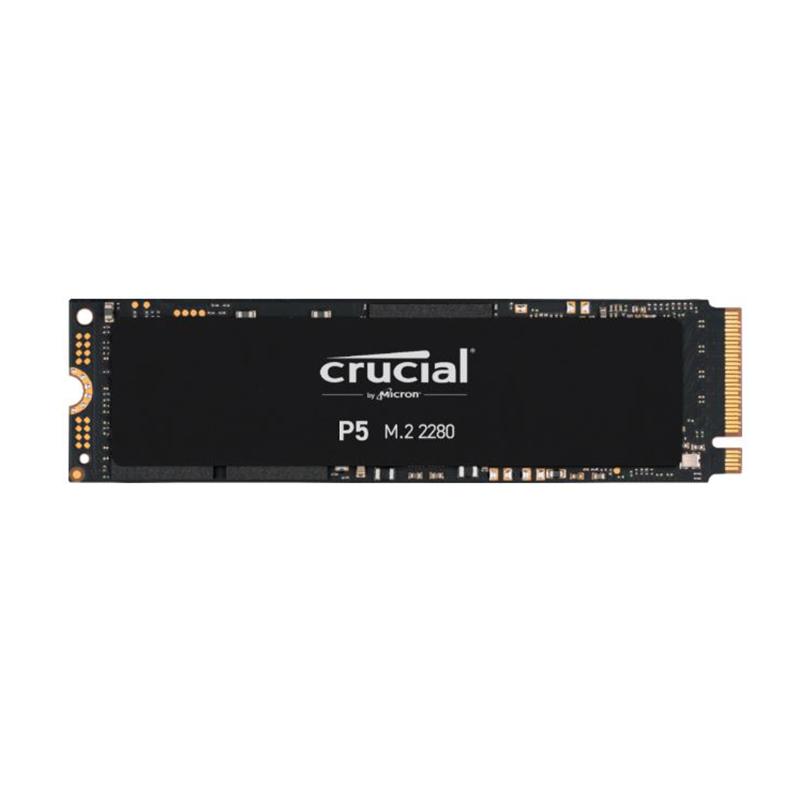 Crucial P5 500GB 3D NAND NVMe PCIe M.2 SSD