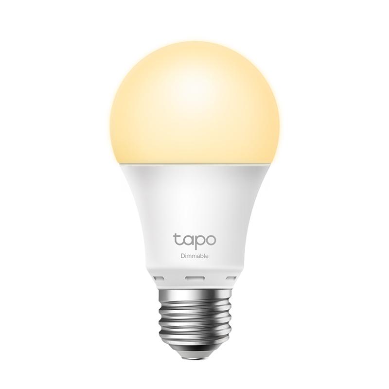 TP-Link Tapo L510E Smart WiFi Dimmable LED Bulb - Edison Fitting