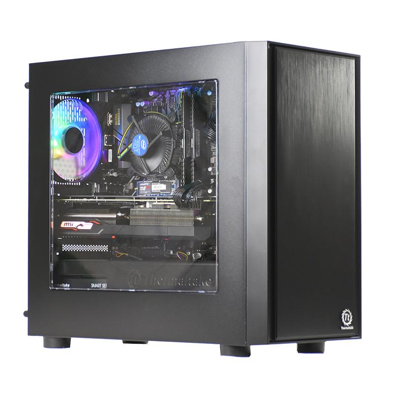 Umart Mercury i5 9400F 5600XT Gaming PC