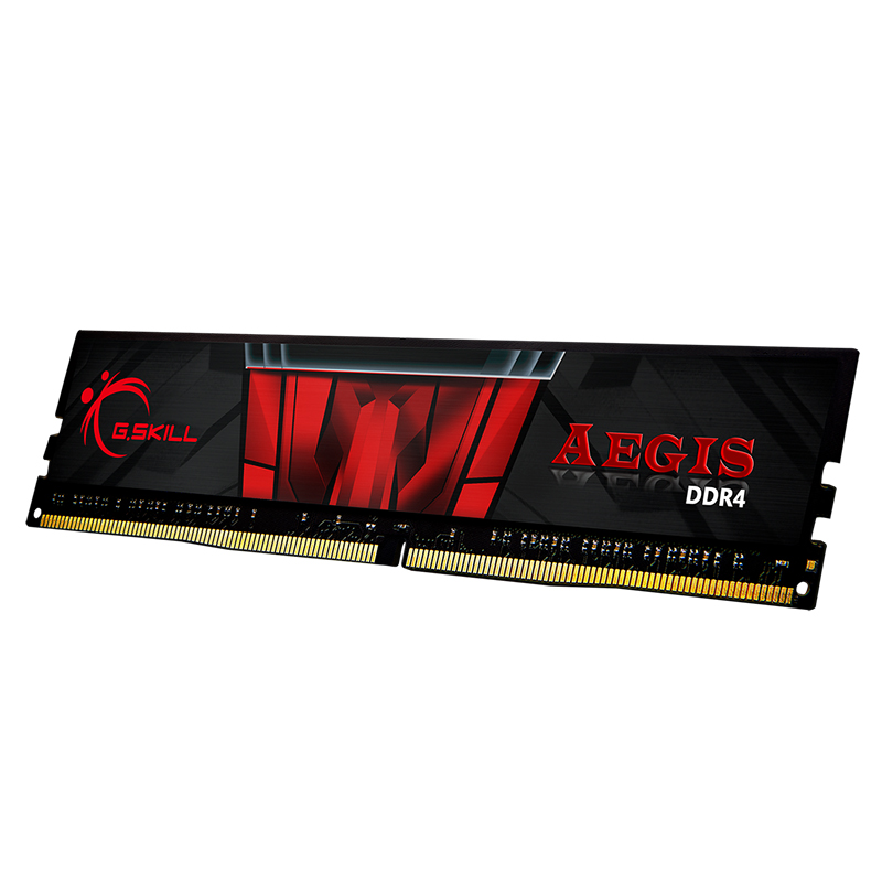 G.Skill 16GB (1x16GB) F4-3200C16S-16GIS Aegis 3200MHz DDR4 RAM