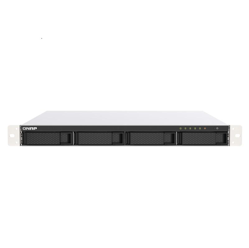 QNAP TS-453DU-RP 4 Bay Celeron Quad Core 4GB 1U Rackmount NAS