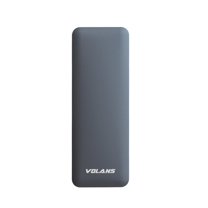 Volans VL-UCM2-T Aluminium NVMe (M Key) M.2 to USB3.1 Gen 2 Type C Enclosure