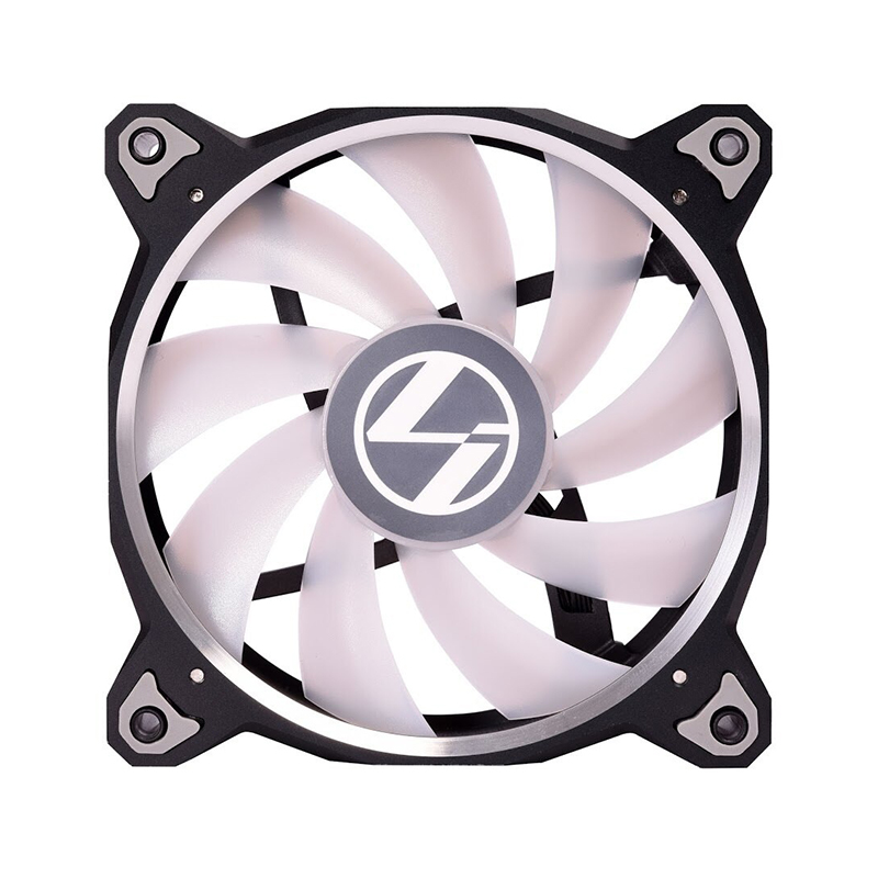 Lian Li Bora Lite 120mm RGB Fan Black - 3 Pack
