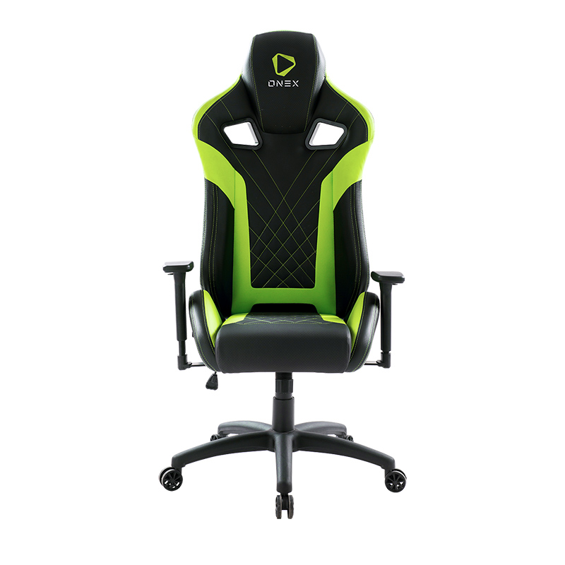 ONEX GX5 Series Gaming Chair - Black/Green