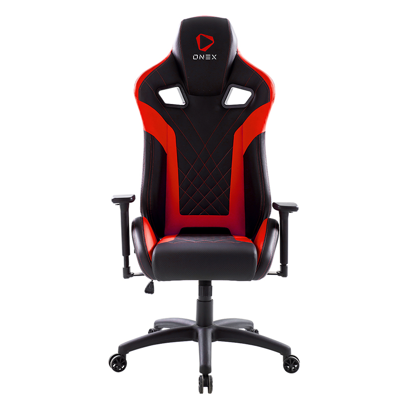 ONEX GX5 Series Gaming Chair - Black/Red