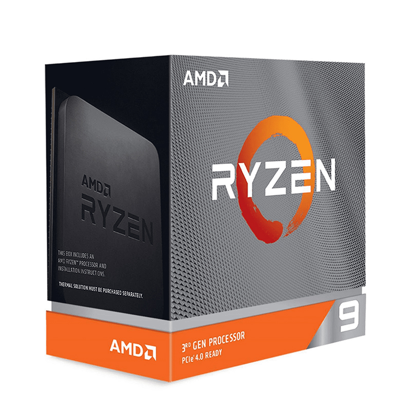 AMD Ryzen 9 3900XT 12 Core AM4 3.8GHz CPU Processor