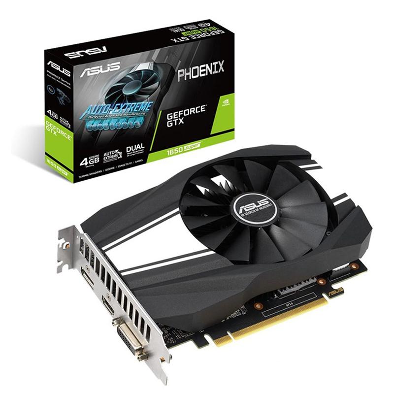 Asus GeForce GTX 1650 Super Phoenix 4G Graphics Card