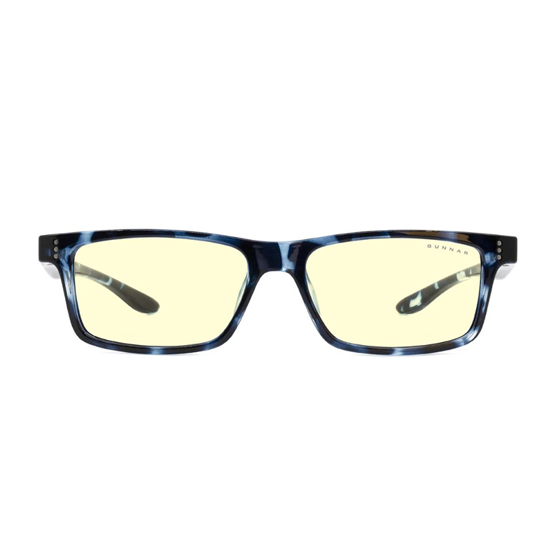 Gunnar Cruz Kids Amber Navy Tortoise Indoor Digital Eyewear