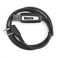 Baofeng UV-5R Programming Cable Black