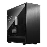 Fractal Design Define 7 XL Dark Tempered Glass Full Tower E-ATX Case - Black