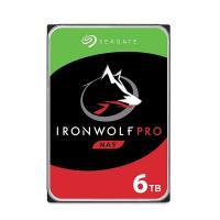 Seagate 6TB Ironwolf Pro 3.5 SATA NAS Hard Drive (ST6000NE000)