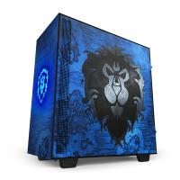 NZXT H510 Alliance Mid Tower ATX Case - WoW Limited Edition