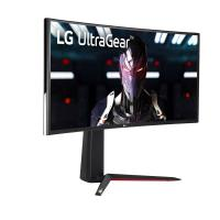 LG UltraGear 34in UWQHD IPS 165Hz G-Sync Compatible FreeSync Curved Gaming Monitor (34GN850-B)