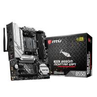 MSI MAG B550M Mortar WiFi AM4 mATX Motherboard