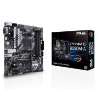 Asus Prime B550M-A AM4 mATX Motherboard