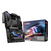 MSI MPG B550 Gaming Carbon WiFi AM4 ATX Motherboard