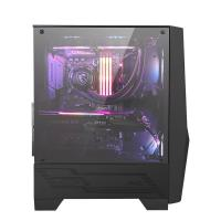 MSI MAG Forge 100R RGB TG Mid Tower ATX Case